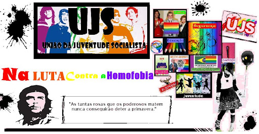 UJS na luta contra homofobia
