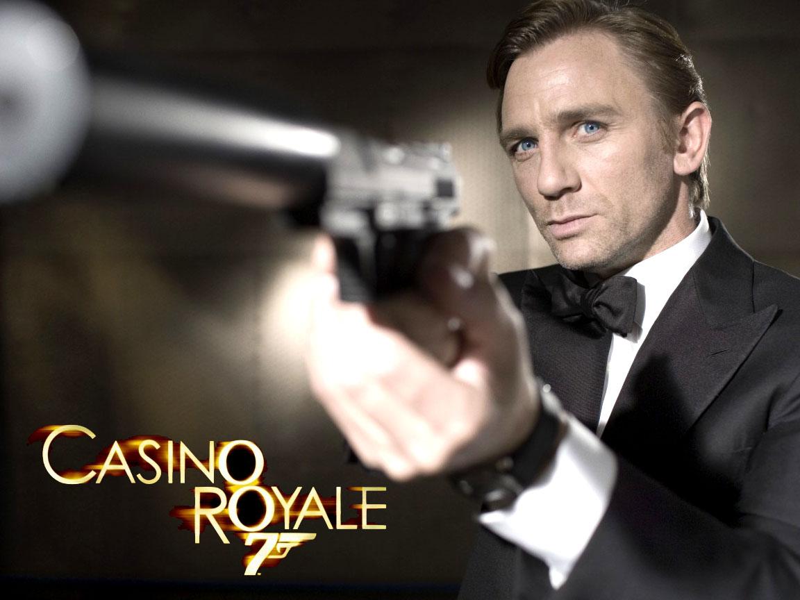 Casino Royale 2006 movie