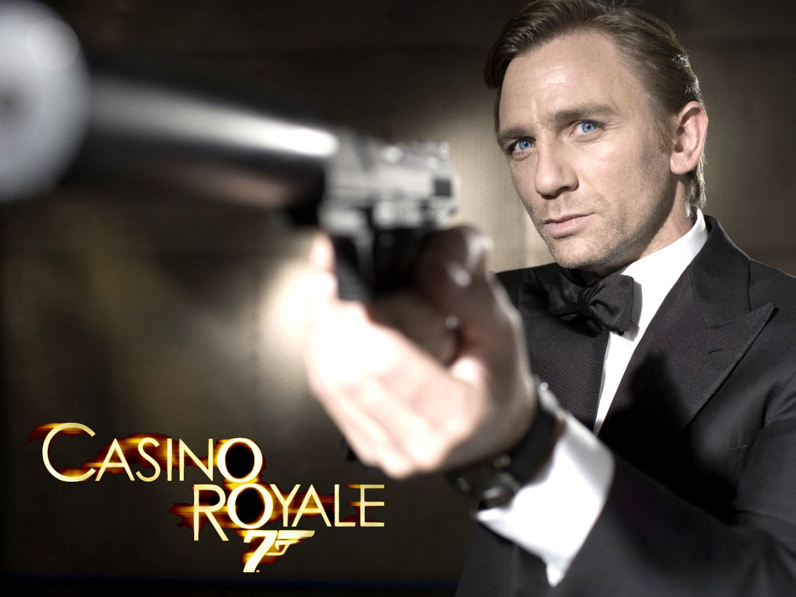 action movie casino royale
