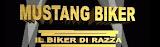 MUSTANG BIKER