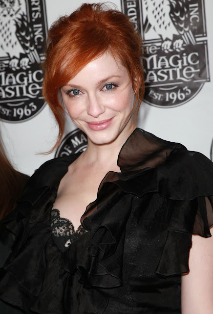 christina hendricks weight height. Christina Hendricks In A