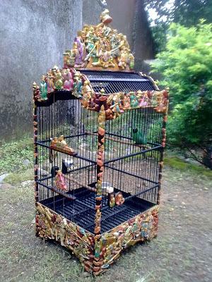 Kontes Burung Berkicau di Randudongkal - Pemalang - Jaw