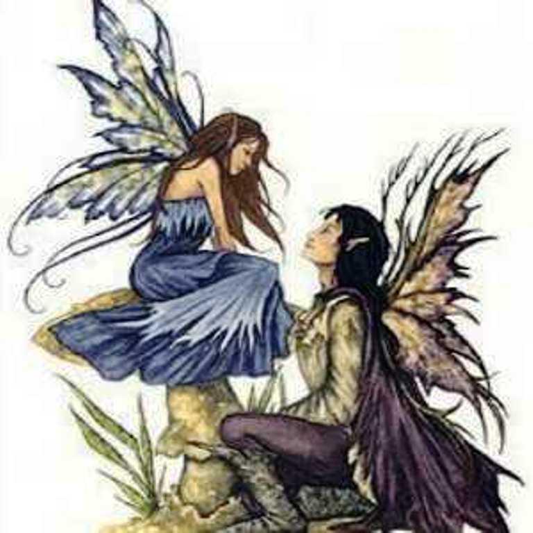 hada duende dragon: