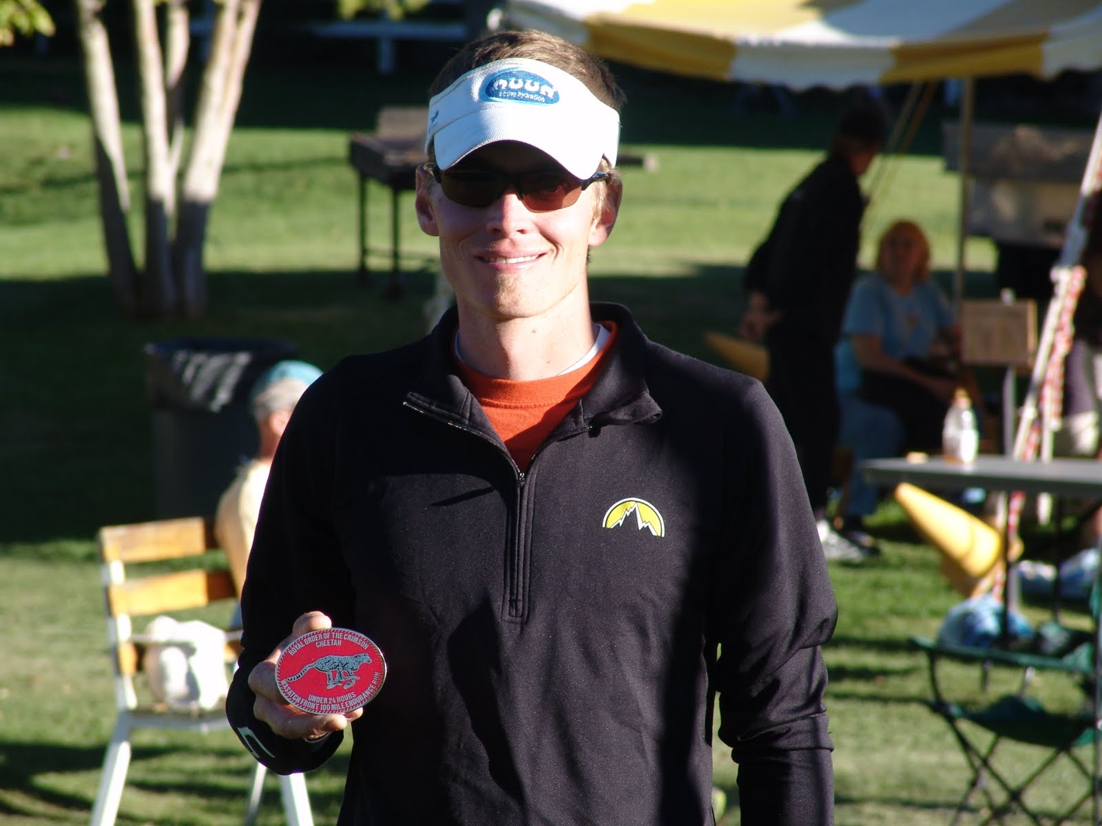 The Challenge of Balance  Wasatch 100 Race Report