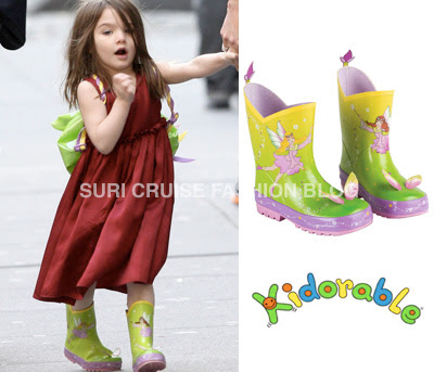 Fashion Rain Boots Sale on Suri S Favorite Rainboots By Kidorable Are On 57  Off Sale  Totsy