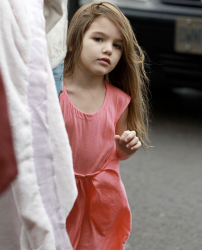 Suri Cruise (What a gorgeous child)!! Picture+181