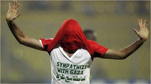 Palestin..Mujahid sampai hari Kiamat...