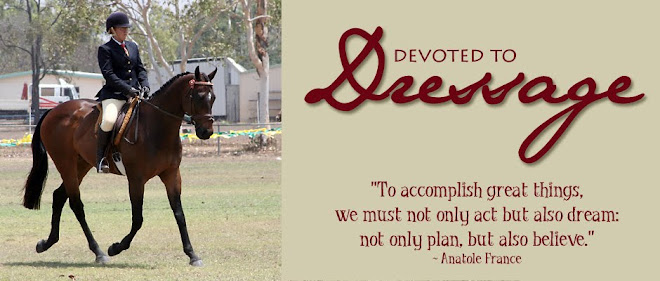 Devoted to Dressage