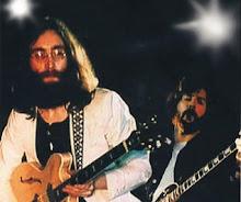 John Lennon & Eric Clapton