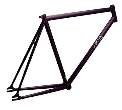 The Soma Blog: Pake Purple Track Frames