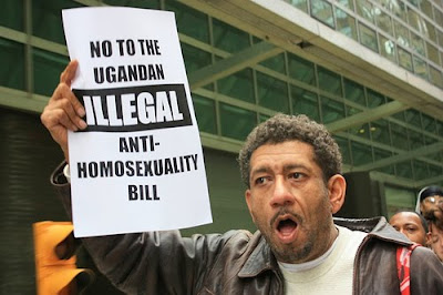 lgbt news, gay news, kill the gays bill, uganda anti-homosexuality bill