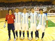 la seleccion Argentina en el sur