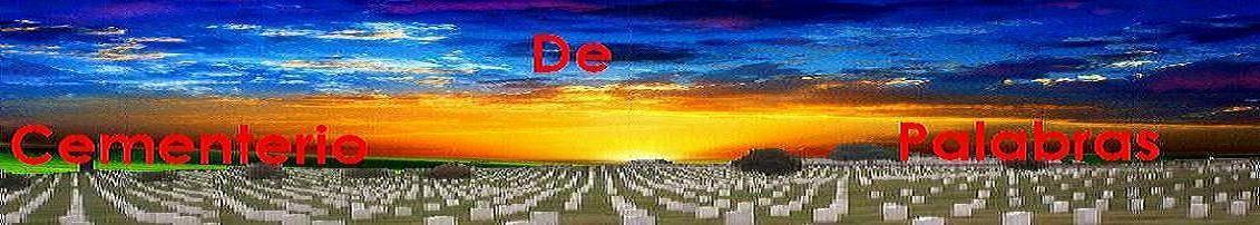 cementerio de palabras