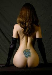 back body tattoo