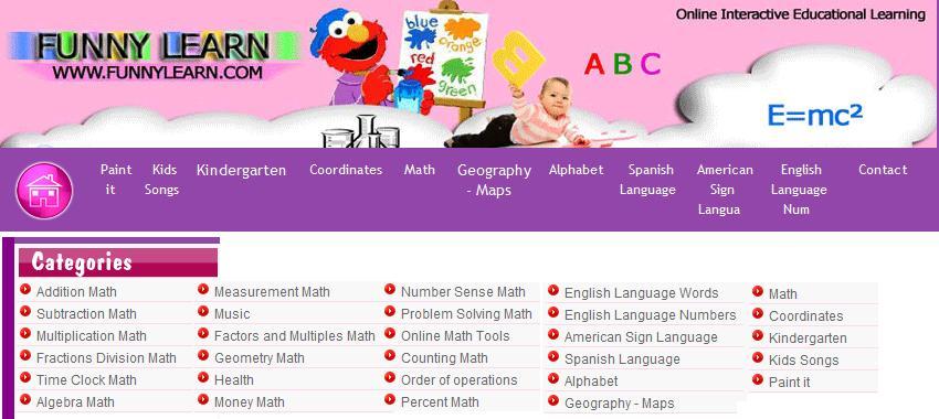 funny learn, matematica, giochi matematici
