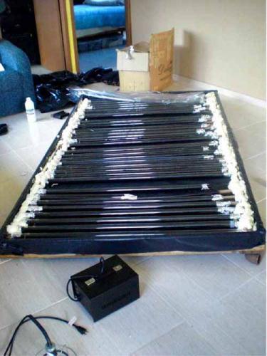 Como hacer un Panel Solar Casero 5
