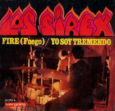 Los Sirex Fire Fuego Yo Soy Tremendo