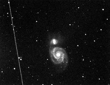 Galaxia M51 en Canes Vanatici
