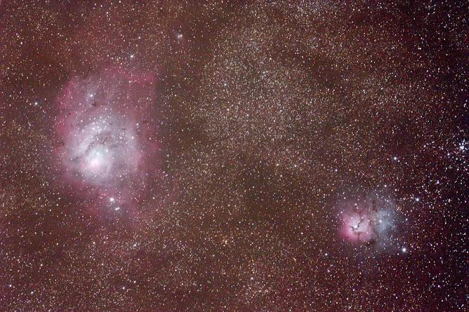 M8 y M20 Desde Àger