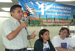 LIDERANÇAS DA FORÇA PARTICIPAM DO 1º ENCONTRO DOS JOVENS DO ESTADO DE SP