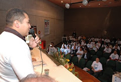 JOSÉ ANTONIO S. RODRIGUES COORDENADOR NACIONAL DA JUVENTUDE CONACCOVEST FALA PARA AOS JOVENS EM MG.