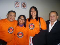 BRASÍLIA : LUTA PELA LEGALIZAÇÃO DAS CENTRAIS SINDICAIS