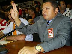 JOSÉ ANTONIO DEFENDE EM COMISSÃO EM BRASÍLIA JORNADA DE 40 HORAS.