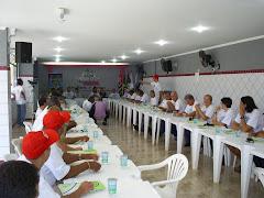 MAIS DE 40 SINDICATOS E 05 FEDERAÇÕES ESTIVERAM PRESENTES NO ENCONTRO NACIONAL DA SENACCOVEST-FS.
