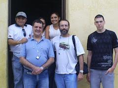 DELEGAÇÃO DA CONACCOVEST E FUNDACENTRO VISITAM MARANGUAPE.
