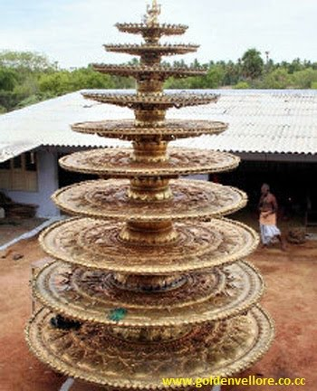 vellore golden temple images. pictures Golden Temple at