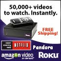 Try Roku for 1 Month Risk Free!