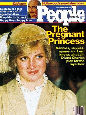 princess diana thesis