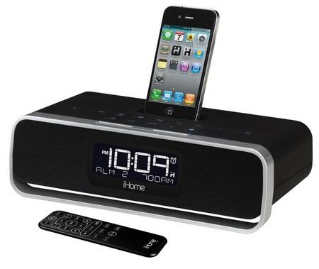 evogadgets ihome ia63 ia17 and ia91 app enhanced alarm clock radios. Black Bedroom Furniture Sets. Home Design Ideas