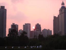 Shanghai Sunset- Shanghai