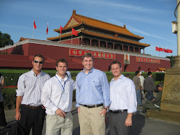 Outside the Forbidden City- Beijing