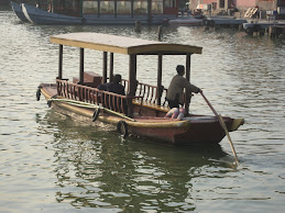 Summer Palace Boat- Beijing