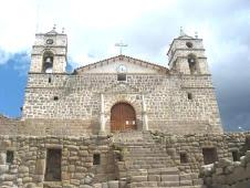Catedral de Vilcashuaman