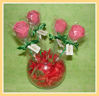 Rosas de color