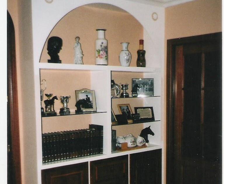 Pladur en granada mueble recibidor - Muebles salon granada ...