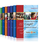 Mercer Publishing Practice Test Books