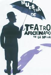 Programa IX Muestra Teatro Aficionado de la Sierra