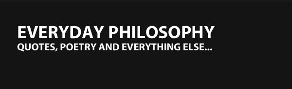 Everyday Philosophy
