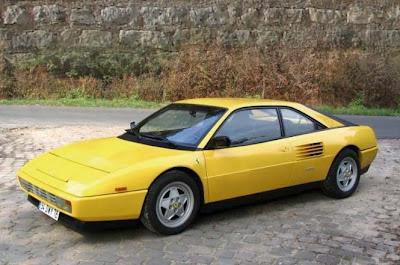 automotocollection: Ferrari Mondial T - 1993