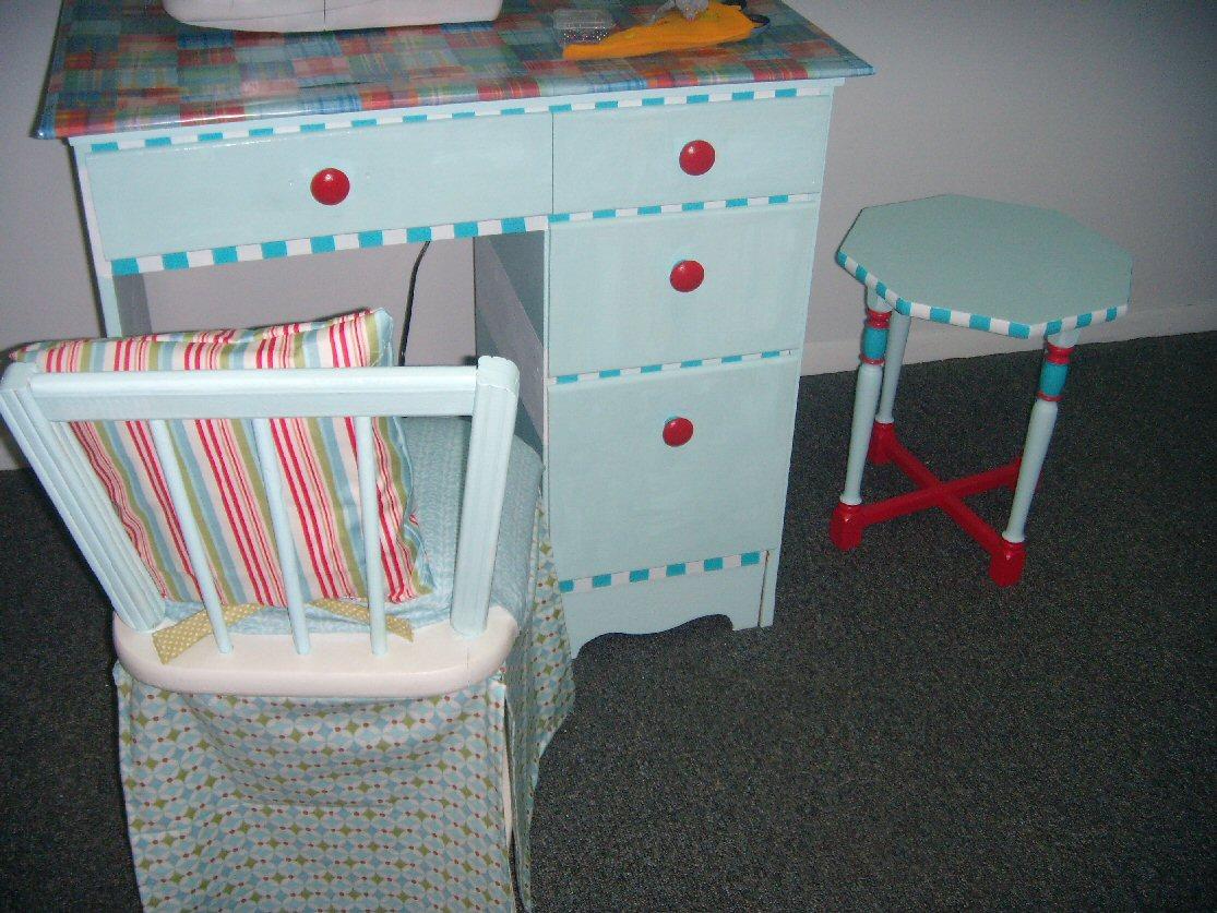 Pixeltrashamania Trash To Treasure Furniture Revamp