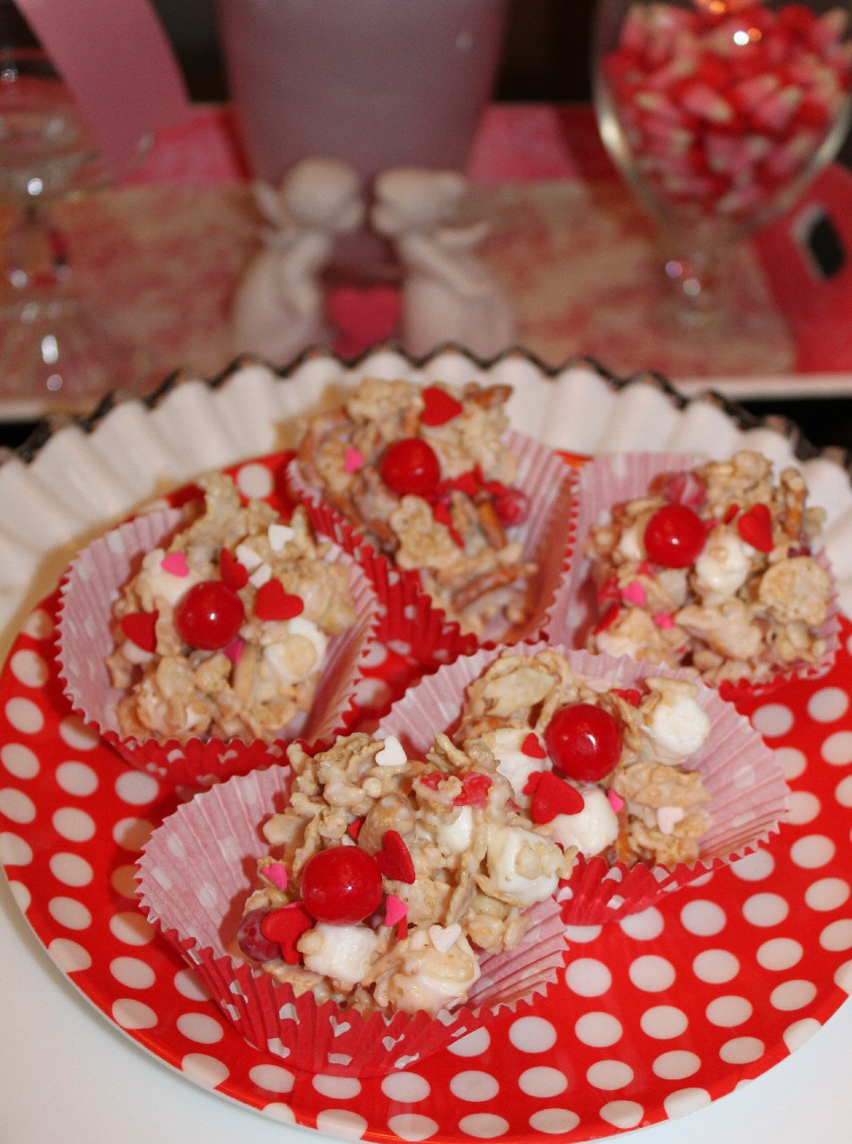 Food art party valentine 39 s day treat for Valentines day party foods