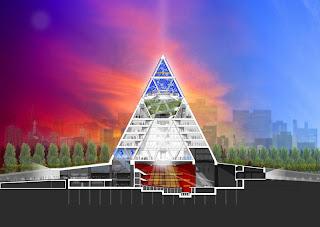 Astana Capitale des Illuminatis et occultes? 800fosterspyramid