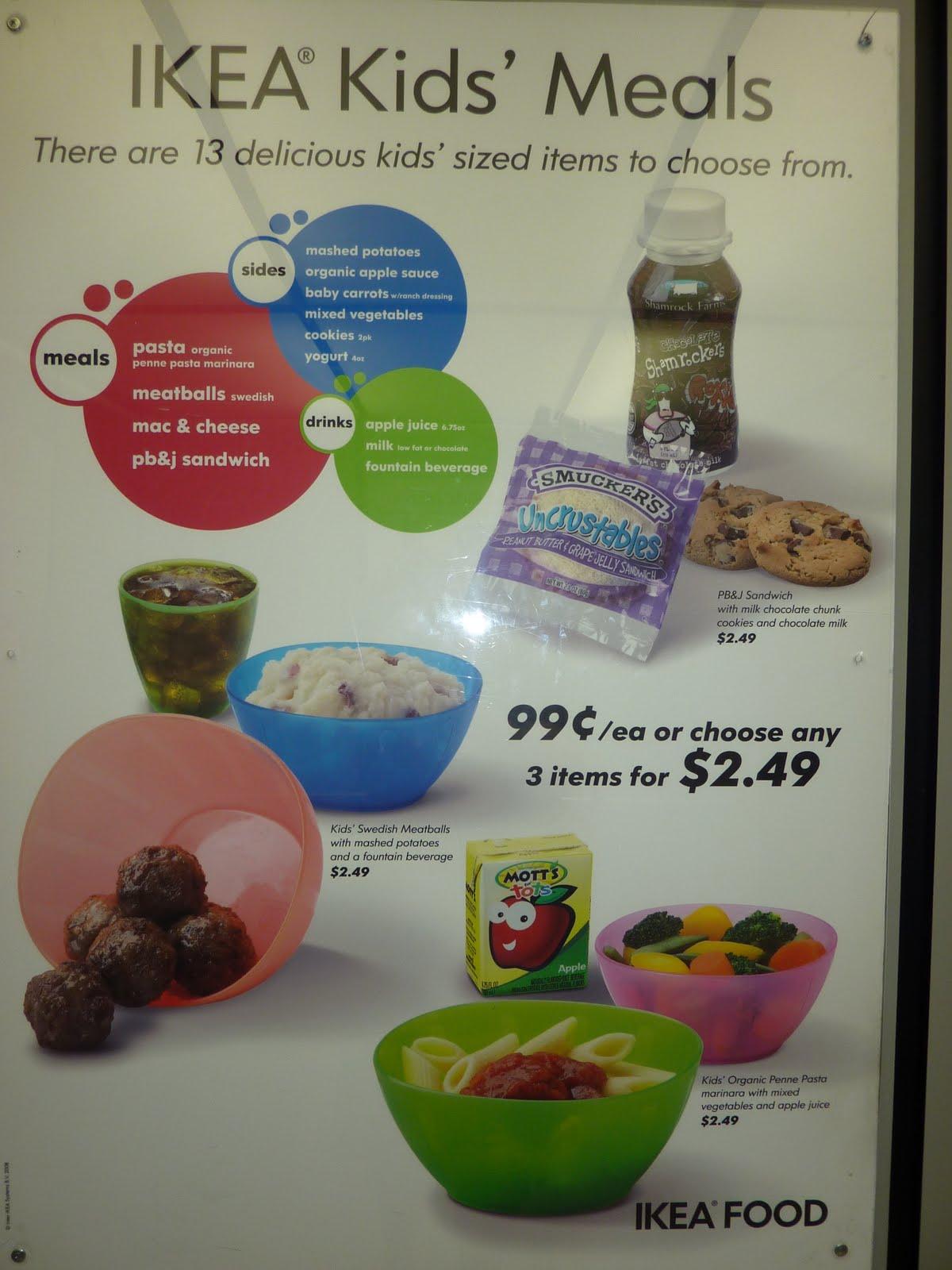 Montebello mom ikea covina kids eat free 8 1 8 21 for Ikea free kids meal