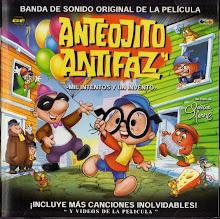 Banda Sonora de la película de Anteojito y Antifaz