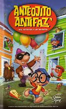 Anteojito y Antifaz en Mil Intentos y un Invento edición 2001