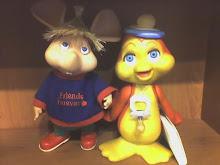 Mi Topo Gigio y mi Petete